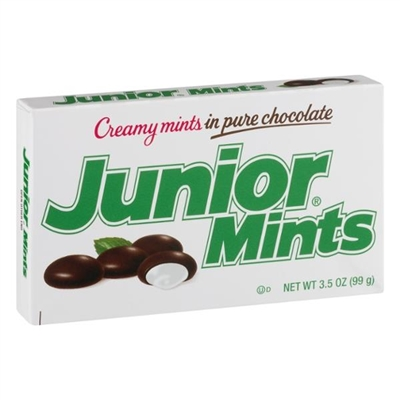 Junior Mints - Theatre Box