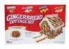 Gingerbread Cottage Kit - Nerds, Bottlecaps, Sweetarts & Runts