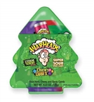 Warheads Assorted Christmas Tree