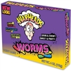 Warheads SOUR WORMS Theatre Box [12]