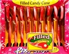 Pixy Stix Candy Canes CLEARANCE