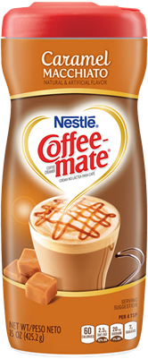 Nestle Coffee-Mate Caramel Macchiato Coffee Creamer