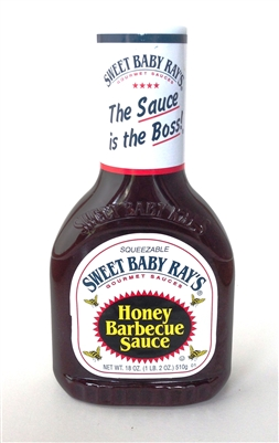 Sweet Baby Rays Honey Barbecue Sauce