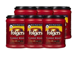Folgers in 48 ounce cans