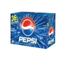 36 Pack Pepsi Cans