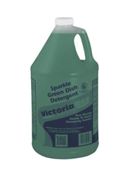 Sparkle Green Dish Detergent by Victoria Bay