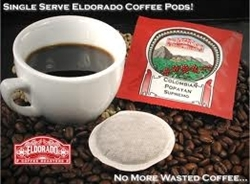 flavored Eldorado Coffee Pods