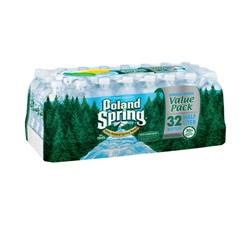 Poland Springs Bottled Water 40 pack