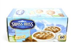 Swiss Miss Hot Chocolate with Marshmallow Packets 50 Count