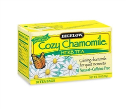 Bigelow Chamomile Tea
