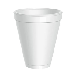 Dart 12 oz Foam Cup