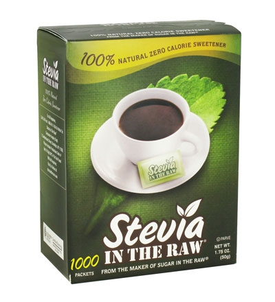 Stevia Packets In the Raw 1000 Ct Kings Cup Online