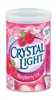 Crystal Light Drink mix - Raspberry Ice