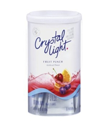 Crystal Light Drink mix - Fruit Punch