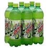 Mountain Dew Diet Citrus Soda Bottles