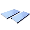 Aluminum Deck Full-Length Middle Deck Platform / Diamond Plate