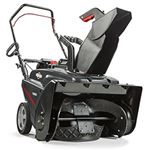 "BRG1696715 22""Single Stage 9.5 TP, Snow Thrower Electric Star"