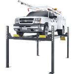 "HD-14T 14,000-lb. Capacity Tall Lift / 82"" Rise Car Lift"