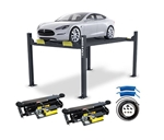 HD-9AE Alignment Rack Combo