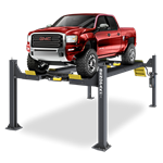 HDSO-14 14,000-lb. Capacity Open Front Car Lift