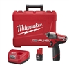 "Milwaukee Electric Tools M12 Fuel 3/8"" Impact Wrench Kit"