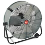 "SHV1185000 24"" Steel Drum Fan 1/5 HP"