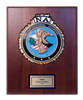 FBINA Color Seal Plaque