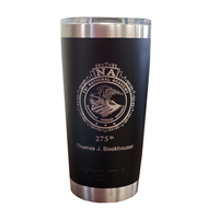 Yeti 20 oz. with Name and Session