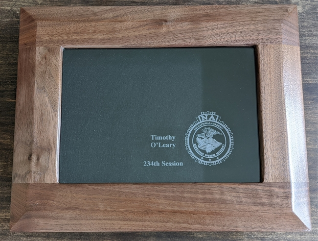 Walnut Shadowbox
