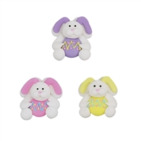 Easter Bunny With Egg Assortment - Large