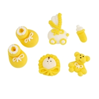 Baby Assortment - Yellow