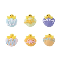 Chicks in Easter Eggs Assortment - Small