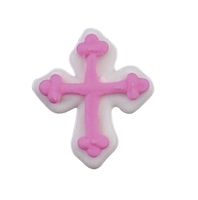 Pink Cross - Small