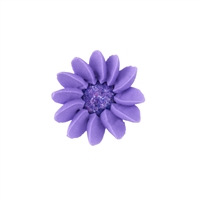 Medium Sparkle Daisy - Lavender