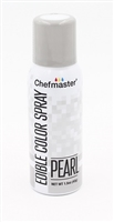 Chefmaster Edible Luster Spray - Super Pearl