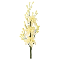Tuberose Spray - Yellow