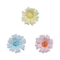 Medium Sparkle Daisy - Assorted Colors
