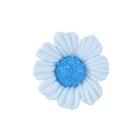 Medium Sparkle Daisy - Blue