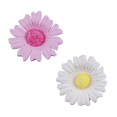 Large Sparkle Daisy - Assorted Colors