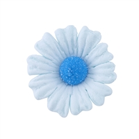 Large Sparkle Daisy - Blue