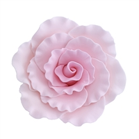 XXL Gum Paste Formal Rose - Pink