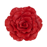 XXL Gum Paste Formal Rose - Red