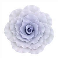 Jumbo Gum Paste Formal Rose - Lavender