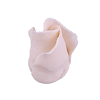 Gum Paste Formal Rosebud - Cream