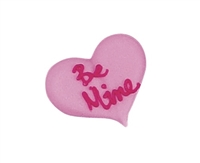 Large Royal Icing Conversation Heart -  Be Mine