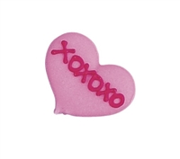 Large Royal Icing Conversation Heart -  XOXOXO