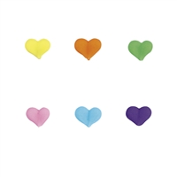 Mini Royal Icing Heart Assortment