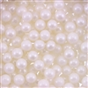 6mm Edible Pearlized Dragees - White Gloss