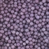 8mm Edible Pearlized Dragees - Lavender Gloss