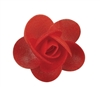 Large Wafer Rose - Red